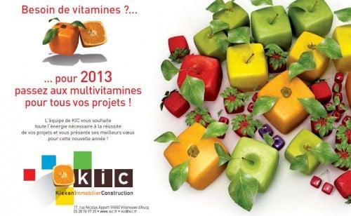 KIC Voeux 2013