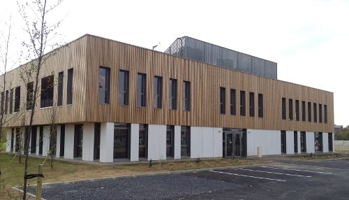 Bureaux neufs - livraison ecomodulo baudin-chateauneuf