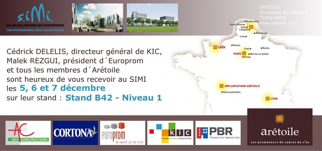 kic aretoile - invitation simi 2012