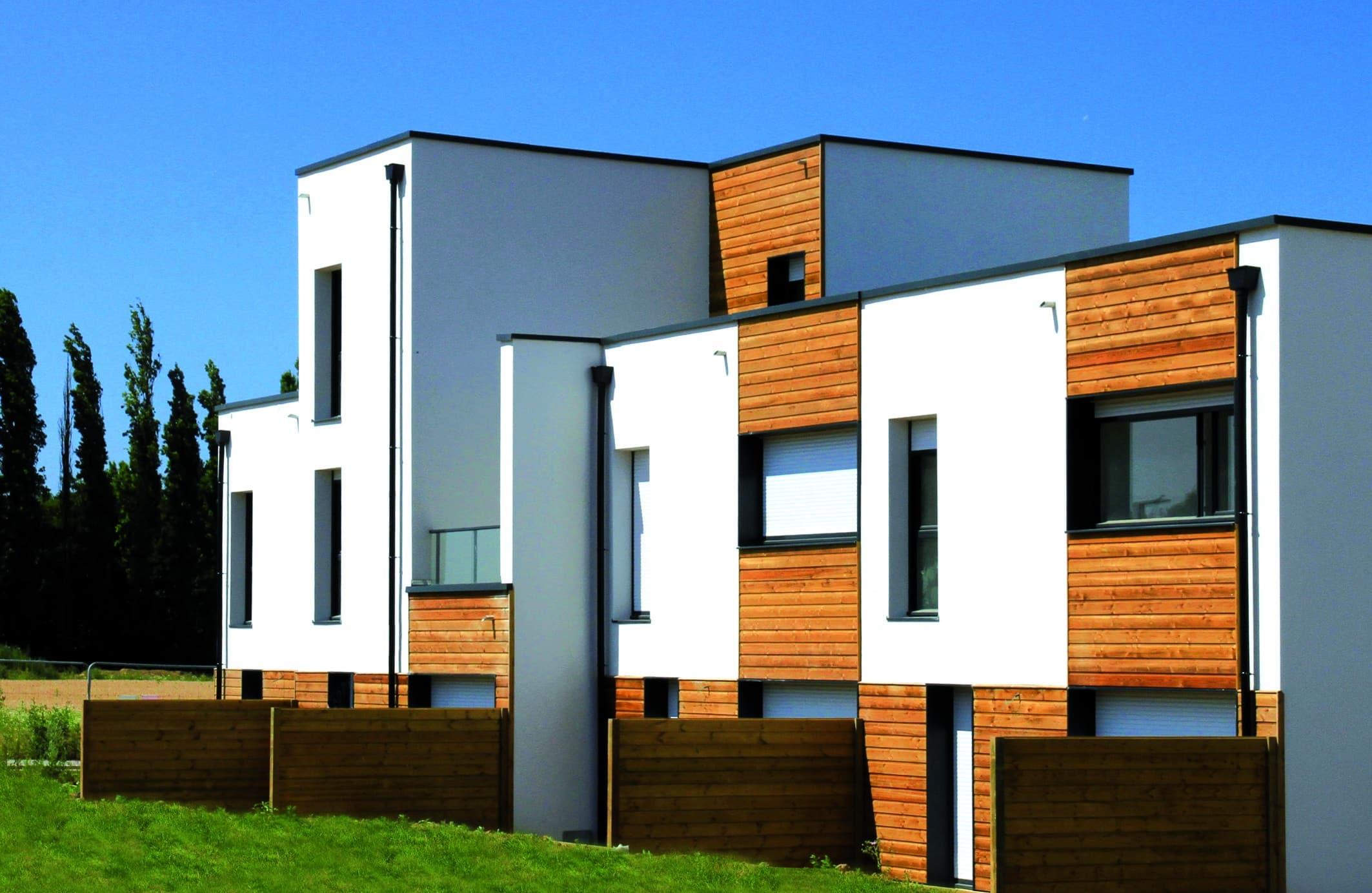 Essentiel - Maisons neuves BBC par KIC sur l'écoquartier du Raquet