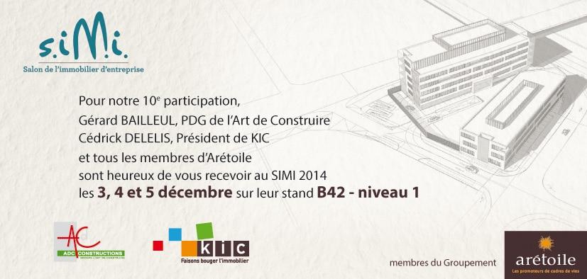 KIC - Invitation SIMI 2014