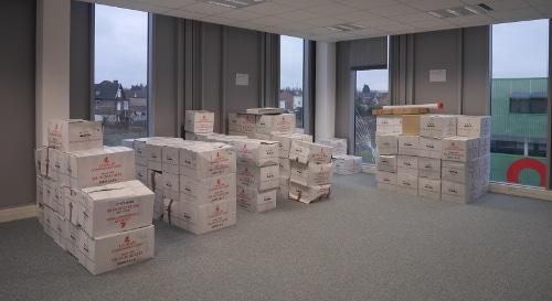 KIC déménage à Lille ! Installation dans les nouveaux locaux