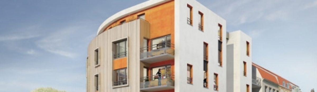 Le Quai, programme de logement neuf à Dunkerque