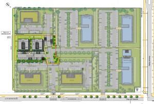 Programme d'immobilier d'entreprise neuf KIC sur la Haute Borne à Villeneuve d'Ascq