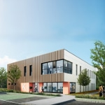 KIC - Bureaux neufs 600m² - Bâtiment bureau concept HQE moderne