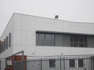 Bâtiment de bureaux KIC pour la Maison départementale des solidarités - conception du projet par Otaké pour le promoteur KIC, KIEKEN IMMOBILIER CONSTRUCTION