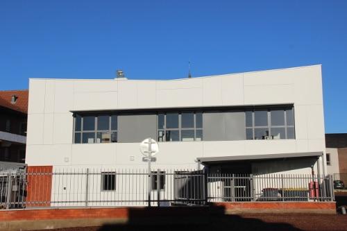 La Maison Départementale des Solidarités de Leforest, un programme de bureaux de KIC pour le CG62