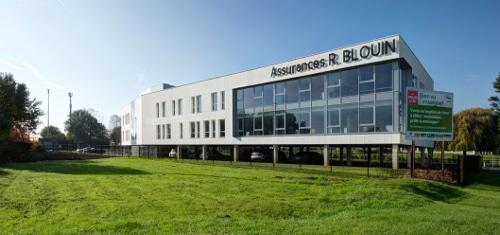 KIC - Reflets du Lac - Immobilier entreprise neuf BBC a Villeneuve Ascq