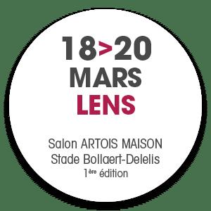 Prisme, programme de logements neufs au salon Artois Maison Lens
