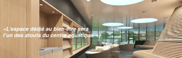 Ecoquartier du Raquet - Le centre aquatic