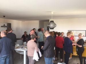 l'appartement décoré du programme de logements neufs à Annoeullin - Le Carré D