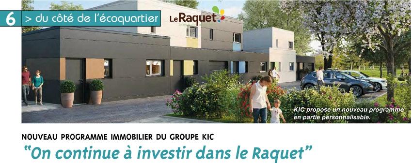 Evidence, nouveau programme immobilier dans le Douaisis de KIC