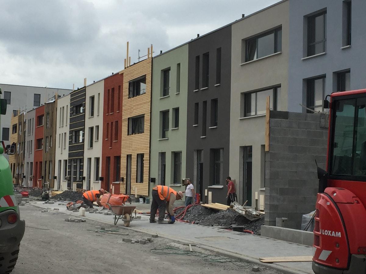 Les maisons T5 Lillo à Lille, l'un de nos programme de Logements neufs disponibles avant décembre 2016