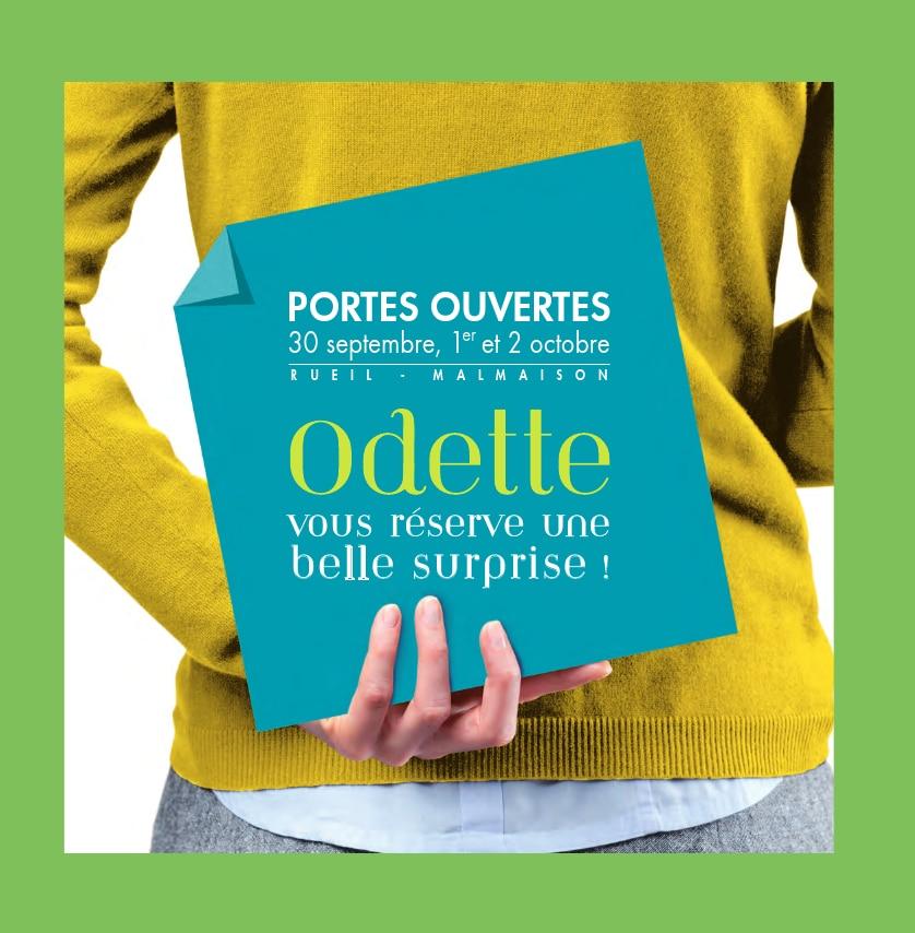 Portes ouvertes Odette Rueil-Malmaison