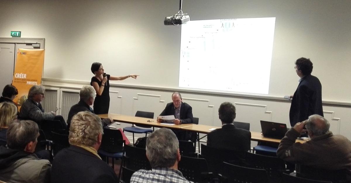Reunion publique Lille-Lomme pour un projet KIC