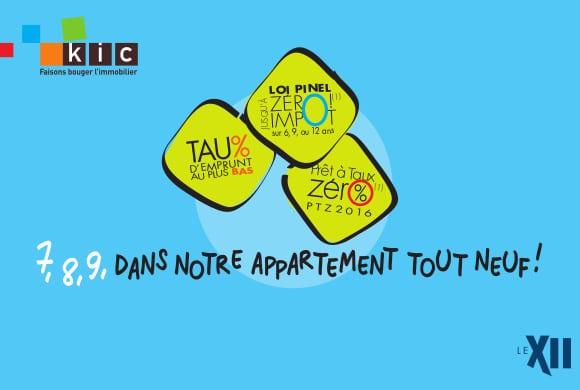 Le 12 - Appartement neuf à Roncq - Portes ouvertes novembre 2016 - 7 8 9
