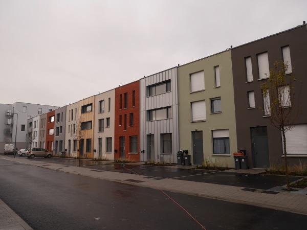 LillO - Maison neuve à Lille