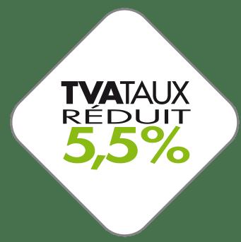 Appartement neuf à Dunkerque TVA réduite - TVA à 5,5%