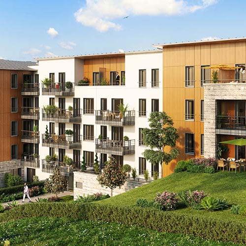 Programme immobilier neuf rueil malmaison appartement for Appartement atypique rueil malmaison