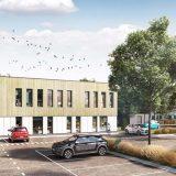 KIC lance Zodiak, 1000m² de bureaux neufs à Saint-Nicolas-lez-Arras