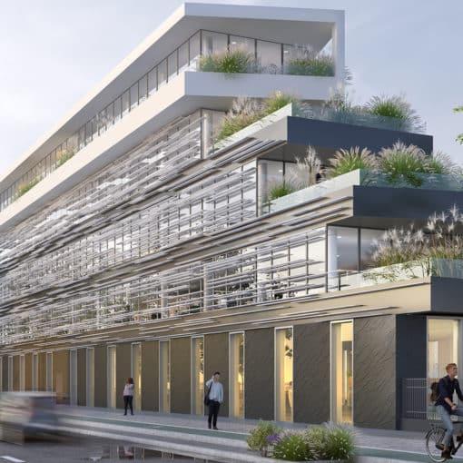 Immobilier d'entreprise Lille