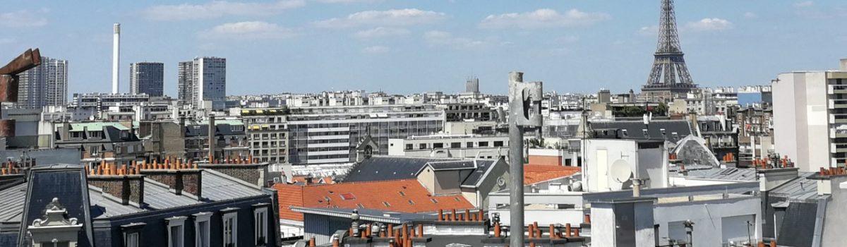 L'initial – Vue du Rooftop