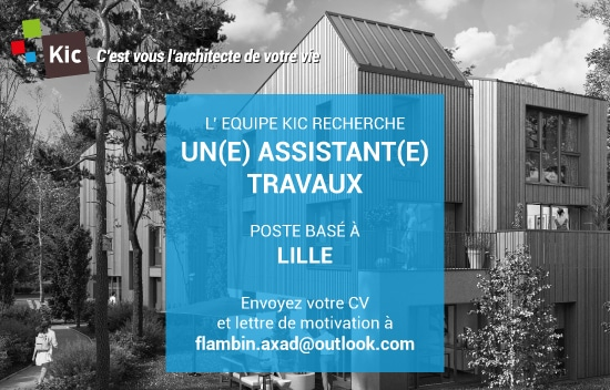 Recrutement : Assistant(e) Travaux H/F