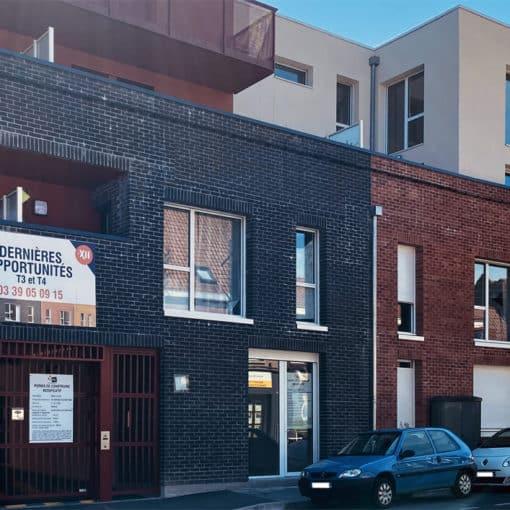 Programme immobilier neuf Roncq - Le XII par KIC, fin de programme