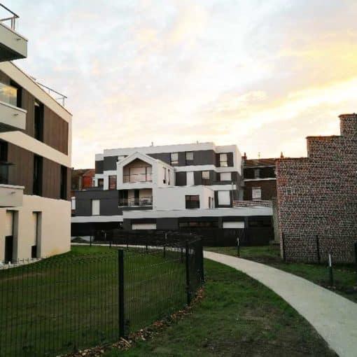 Programme immobilier neuf Lomme par KIC - Programme MAIA