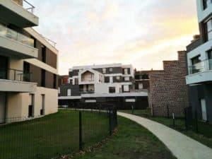 Extérieur maia - Programme immobilier neuf Lomme par KIC