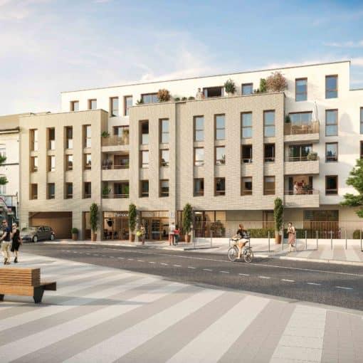 Investir dans un programme Immobilier Neuf a Lille - FILBERT par KIC