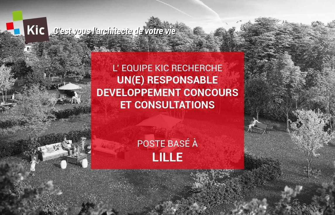 Resp. Développement Concours et Consultations